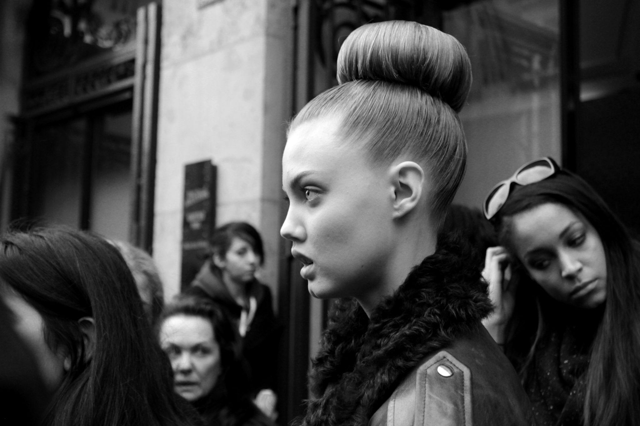 Jean Paul Gaultier, haute couture février 2015